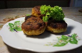 Рыбные тефтели (пошаговый фото рецепт)