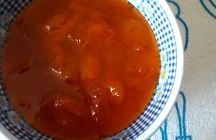 Варенье из абрикосов в сиропе (пошаговый фото рецепт)
