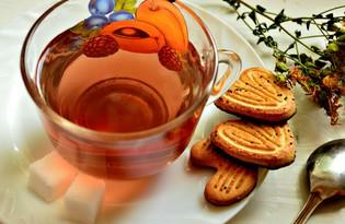 Чай из зверобоя (пошаговый фото рецепт)