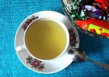 """Зеленый чай """"5 трав"""" (пошаговый фото рецепт)"""