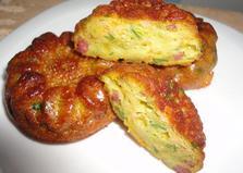 Кабачковые кексы (пошаговый фото рецепт)