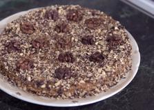 Быстрый торт без выпечки (пошаговый фото рецепт)