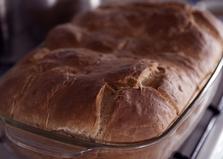 Дрожжевой пирог с солёными груздями и рисом (пошаговый фото рецепт)