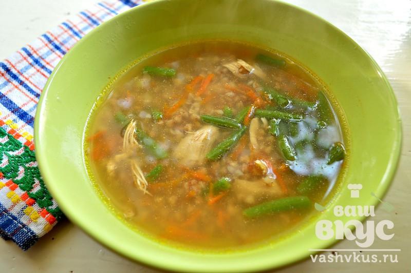 Суп с гречкой рецепт с фото пошагово / Простые рецепты 9