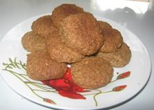Овсяное печенье с сухофруктами и орехами (пошаговый фото рецепт)