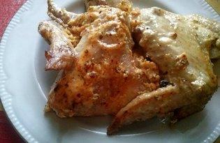 Крылышки барбекю в духовке (пошаговый фото рецепт)
