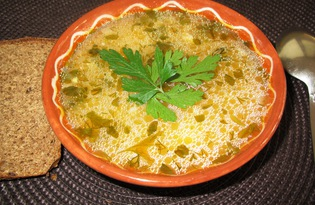 Гавайский суп (пошаговый фото рецепт)