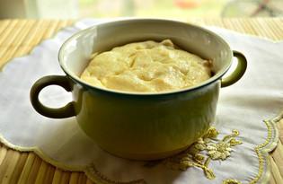 Творожно - банановая запеканка (пошаговый фото рецепт)