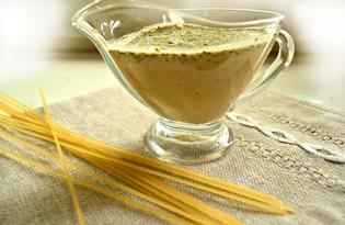 Молочно-соевый соус (пошаговый фото рецепт)