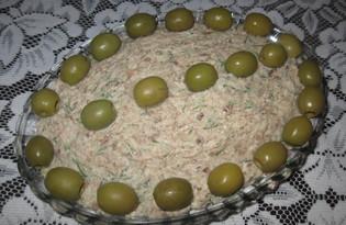 Паштет из селедки (пошаговый фото рецепт)