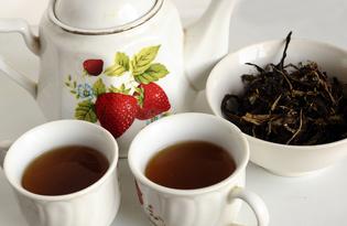 Кипрейный чай (пошаговый фото рецепт)