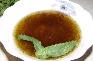 Мятное варенье (рецепт с пошаговыми фото)