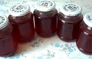 Желе из красной смородины на зиму (рецепт с пошаговыми фото)