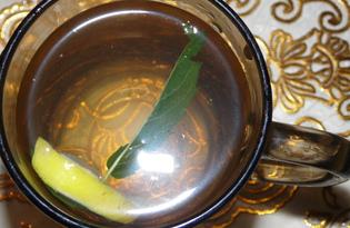 Мятный чай с медом (пошаговый фото рецепт)
