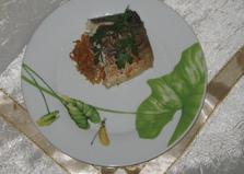 Рыба фаршированная овощами (пошаговый фото рецепт)