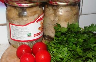 Куриная тушенка в духовке (пошаговый фото рецепт)