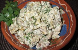 Баклажаны со вкусом грибов (пошаговый фото рецепт)