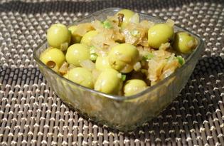 Оливки в маринаде (пошаговый фото рецепт)