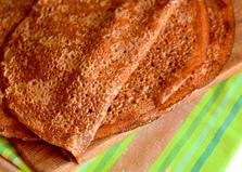 Блины с какао (пошаговый фото рецепт)