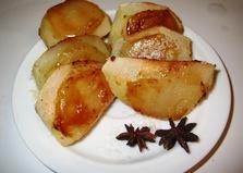 Запеченные груши (пошаговый фото рецепт)