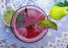 Мохито из арбуза безалкогольный (пошаговый фото рецепт)