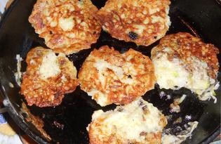 Кабачково-картофельные оладьи «Дачные» (пошаговый фото рецепт)