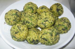 Тефтели вегетарианские с крапивой (пошаговый фото рецепт)