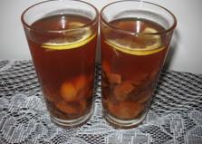 Компот из сухофруктов с лимоном (пошаговый фото рецепт)