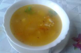 Грибной суп из боровиков (пошаговый фото рецепт)