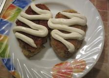 Картофельные зразы с яйцом и сыром (пошаговый фото рецепт)