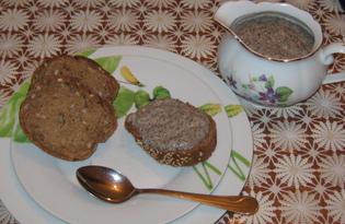 Грибной соус из шампиньонов и сметаны (пошаговый фото рецепт)
