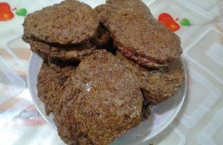 Котлеты из куриной печени с манкой (пошаговый фото рецепт)