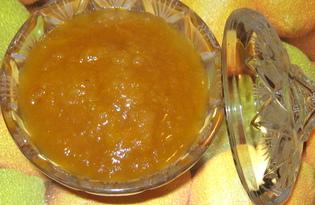 Сливово - яблочный джем (пошаговый фото рецепт)