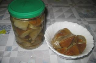 Маринованные боровики (пошаговый фото рецепт)