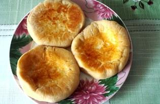 Оладьи с картофельным пюре (пошаговый фото рецепт)