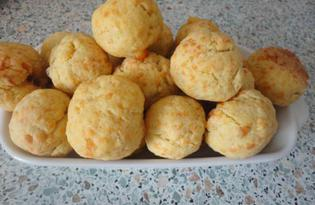 «Рафаэлло» из твердого сыра (пошаговый фото рецепт)