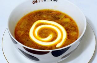 Щи с солеными груздями (пошаговый фото рецепт)