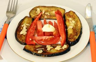 Горячая закуска из баклажанов «Колодец» (пошаговый фото рецепт)