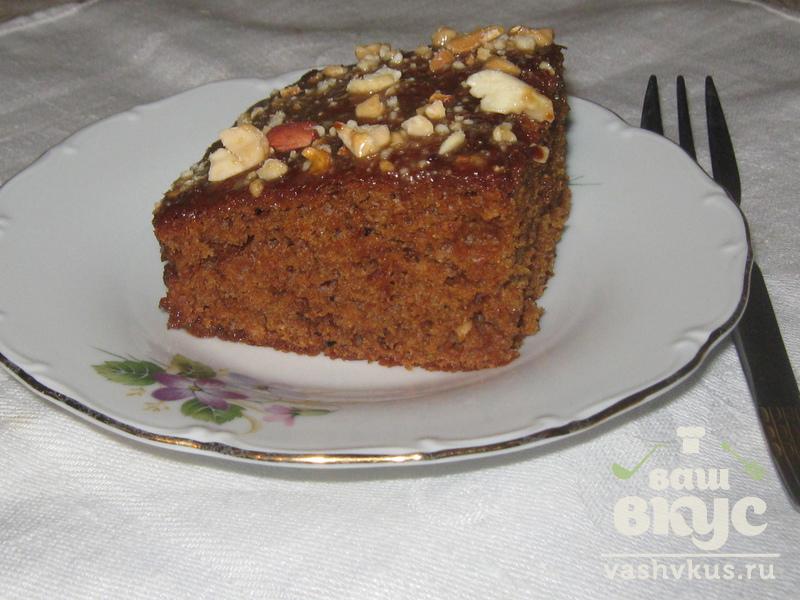 Коврижка с вареньем - пошаговый рецепт с фото на Повар. ру 54