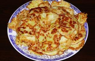 Оладьи из кабачков «Получасовые» (пошаговый фото рецепт)