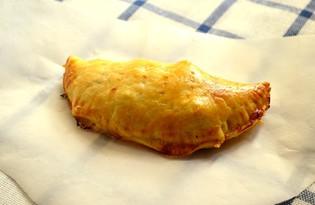Мини-галеты с курино-овощной начинкой (пошаговый фото рецепт)