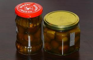 Варенье из зелёного инжира (пошаговый фото рецепт)
