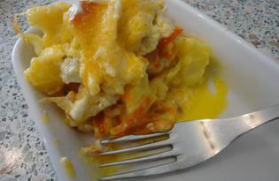 Запеканка «Овощной бум» в духовке (пошаговый фото рецепт)