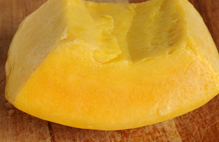 Заготовка тыквы на зиму (пошаговый фото рецепт)