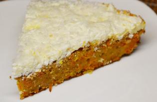 Швейцарский морковный торт (пошаговый фото рецепт)