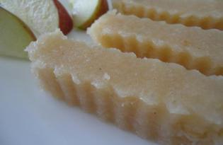 Домашний яблочно - медовый мармелад (пошаговый фото рецепт)