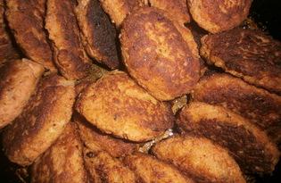 Рыбные биточки (пошаговый фото рецепт)