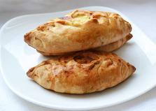 Расстегаи с курицей и картошкой (пошаговый фото рецепт)
