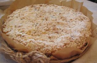 Пирог Королевская ватрушка (пошаговый фото рецепт)