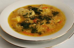 Тыквенный суп с ньокками (пошаговый фото рецепт)